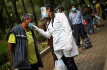 Մեքսիկան կորոնավիրուսից մահացածների թվով աշխարհում երրորդն է