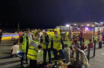 Ֆրանսիայում ավտոմեքենան մխրճվել է ամբոխի մեջ