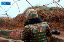 Обстановка на армяно-азербайджанской границе относительно стабильная
