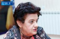 Карине Даниелян: Отчуждение садов Норка в целях застройки – очередное антиэкологическое решение для Еревана