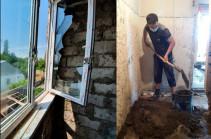 Այգեպարում վերսկսվել է կիսակառույց տան շինարարությունը. Վիվա-ՄՏՍ