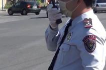 Քաղաքացուն մեղադրանք է առաջադրվել ոստիկանի նկատմամբ բռնություն գործադրելու համար