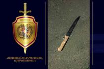 Հարուցվել է քրգործ՝ Ռուբինյանց փողոցում 32-ամյա տղամարդու դանակահարության դեպքի առթիվ