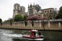 Փարիզում սկսվել են Նոտեր Դամի երգեհոնի վերանորոգման աշխատանքները