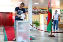 Досрочные выборы президента стартовали в Белоруссии