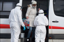 Russia records lowest number of coronavirus cases since April 23
