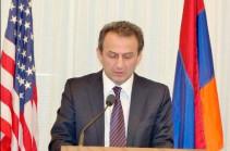 Татул Мангасарян отозван от должности  посла Армении в Бельгии