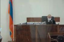 Анна Данибекян отложила рассмотрение ходатайств о снятии ареста с имущества Роберта Кочаряна и Армена Геворкяна