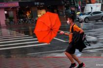 «Հագուպիտ» փոթորիկը հասել է Չինաստան