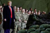 Трамп заявил, что США сократят контингент в Афганистане