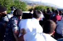 Группа оперативного реагирования омбудсмена командирована в связи с задержанием граждан в Джермук