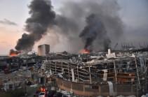 В результате взрыва в Бейруте частично повреждено здание посольства Армении