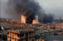 Lebanon's military council declares Beirut a disaster-stricken city