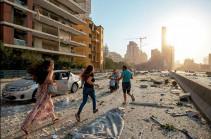 Բեյրութում տեղի ունեցած պայթյունի հետևանքով զոհերի թիվը կարող է հասնել 100-ի, վիրավոր է 4000-ից ավելի մարդ