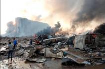 Բեյրութում տեղի ունեցած պայթյունի հետևանքով վիրավորվել է ՄԱԿ-ի 48 աշխատակից