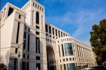 В результате взрыва в Бейруте погибли 6 армян, около 100 человек ранены – МИД Армении