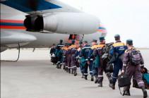 Ռուսաստանը ԱԻՆ-ի հինգ օդանավ է ուղարկում Բեյրութ