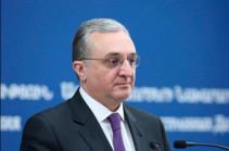 Հայաստանը պատրաստ է անհապաղ օգնություն ցուցաբերել Լիբանանին. Զոհրաբ Մնացականյան