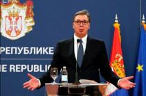 На что намекнул Вучич, призвав своих азербайджанских компаньонов заткнуться?