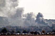 Սիրիայում իսրայելական օդուժի հարվածի հետևանքով 15 զինվորական է զոհվել