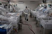 Բրազիլիայում մեկ օրում հաստատվել է կորոնավիրուսի 51,6 հազար նոր դեպք