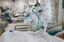 В России за сутки скончались 139 пациентов с коронавирусом