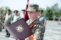 Նորակոչիկների զինվորական երդման արարողությունները կիրականացվեն առանց տեսակցությունների ու հրավերների