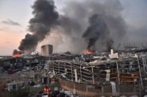 Բեյրութում տեղի ունեցած պայթյունի հետևանքով զոհվել է 108 մարդ