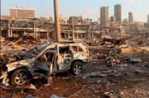 Բեյրութում տեղի ունեցած պայթյունի հետևանքով զոհերի թիվը հասել է 137-ի