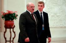 Лукашенко рассказал об оппозиционных взглядах сына