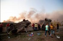 Всемирный банк готов помочь Ливану после взрыва в Бейруте