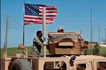 Անհայտ անձինք հրթիռակոծել են Սիրիայում ամերիկյան ռազմակայանը