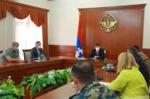 В Арцахе будет пересмотрен порядок проведения общественных мероприятий с участием ограниченного количества людей