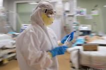 В России за сутки скончались 116 пациентов с коронавирусом