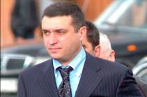Разыскиваемый по обвинению в разбое экс-депутат парламента доставлен из России в Армению