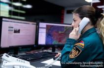 Ավտովթար՝ Կոտայքում. բախվել են «Օպել»-ն ու «Վազ 21091»-ը. կա 1 զոհ, 3 վիրավոր (Shamshyan.com)