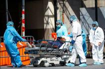 Число заразившихся СOVID-19 в мире превысило 19 млн человек