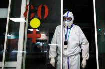 Ռուսաստանում կորոնավիրուսի հետևանքով մեկ օրում 119 մարդ է մահացել