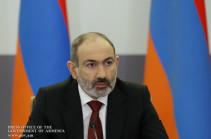 Armenia's PM follows developments over Amulsar