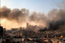США выделят Ливану $17 млн после взрыва в Бейруте