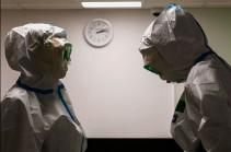 В России за сутки скончались 129 пациентов с коронавирусом