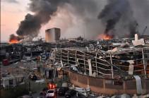 Beirut explosion: UN warns of Lebanon humanitarian crisis