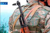 Azerbaijan violates ceasefire 300 times during past week