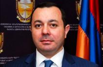 Суд удовлетворил ходатайство об аресте члена КРОУ Мушега Кошецяна – адвокат