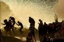 Правозащитники заявили о задержании 213 человек при протестах в Минске