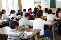 В Армении с 15 сентября возобновятся занятия в школах