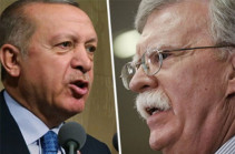 Erdogan follows Islamization agenda, and this harms our relations: John Bolton
