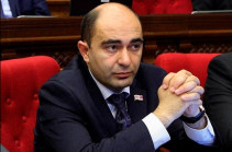 Edmon Marukyan applied for reconstruction of road taking to well-known Khndzoresk swinging bridge