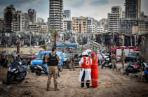 Aurora Humanitarian Initiative Pledges $200,000 for Beirut Disaster Relief—and Calls on the Global Armenian Community to Help