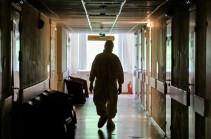 В России за сутки скончались ещё 130 пациентов с коронавирусом